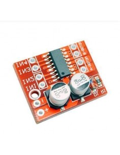 MX1508 2-channel DC motor driving
