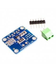 INA219 I2C interface Bi-directional current/power monitoring