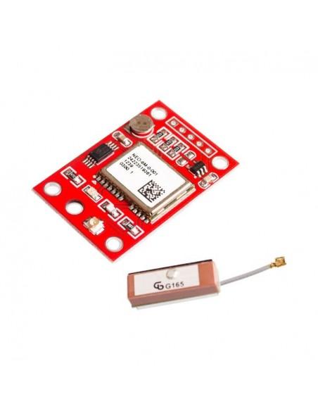 GPS модуль NEO-6M