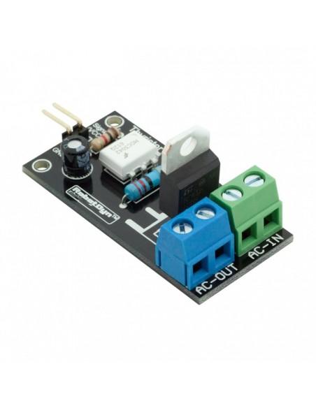 Thyristor AC switch, 3.3V/5V logic, AC/DC, AC 220V110V, /5A