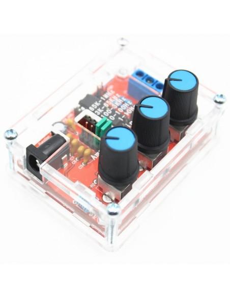 Signal Generator DIY Kit 1HZ-1MHZ DDS XR2206