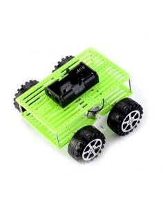 DIY Four-wheel Car Model