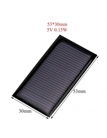 Mini Solar Panel 5V 0.15W