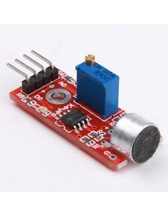 Микрофон (сенсор звука) для Arduino