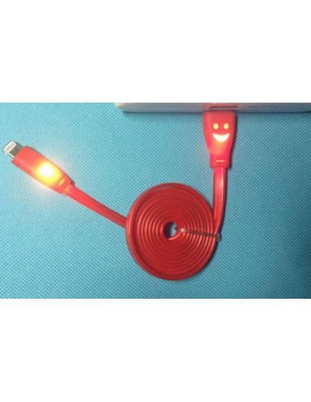USB кабель с подсветкой - 1m