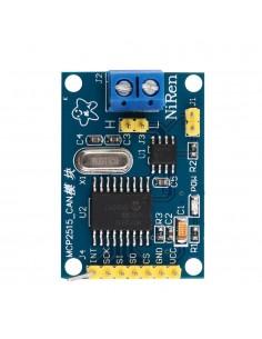 CAN bus module SPI MCP2515 TJA1050
