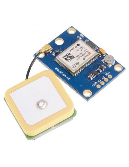 GPS модуль NEO-6M (GY-NEO6MU2)