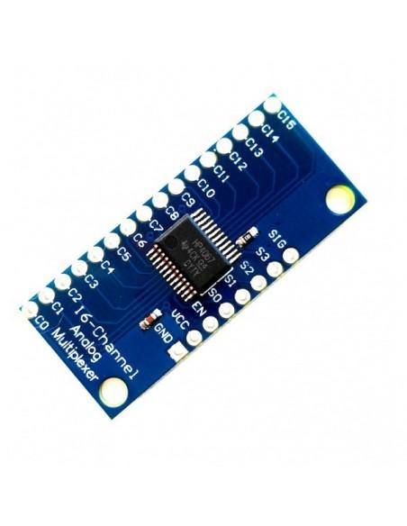 MUX CD74HC4067 16-Channel Analog Digital Multiplexer