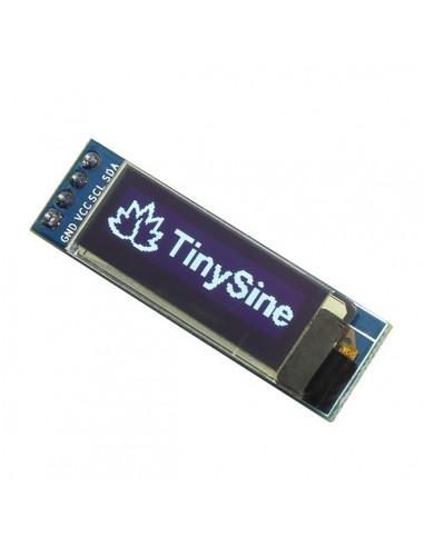 """0.91"""" 128X32 OLED LCD Display (I2C)"""