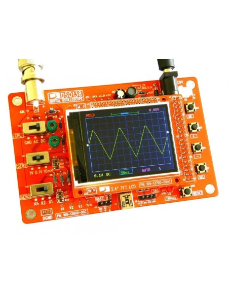 Digital oscillograph DSO138 (assembled)