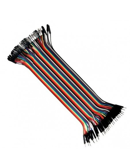 Dupont Cable 10pcs 20cm 2.54mm