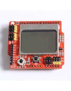 LCD4884 Shield