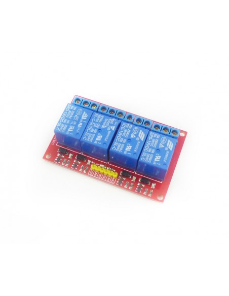 4-Channel 12V Relay Module