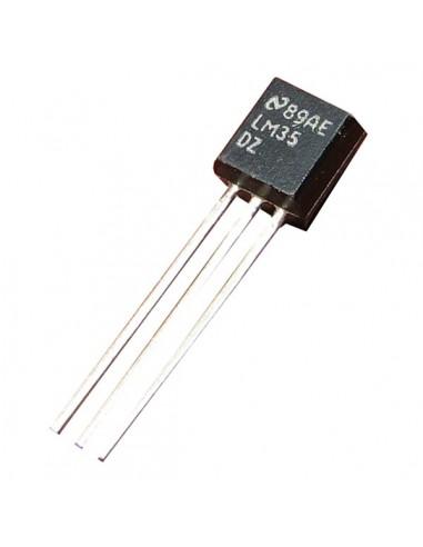 Temperatūras sensors - LM35
