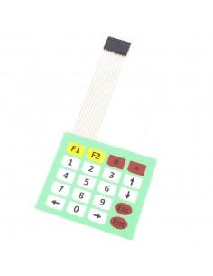 4x5 Matrix Keypad Membrane Switch