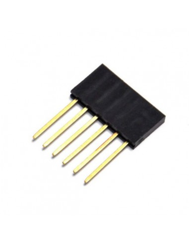 """Connector  6 Pin (""""female"""")"""