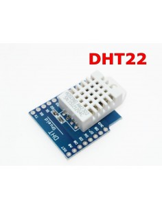 DHT Pro Shield for WeMos D1 mini DHT22 Single-bus digital temperature and humidity sensor module sensor