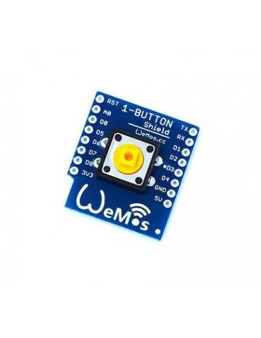 1-Button Shield for WeMos D1 mini button