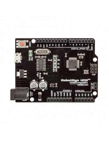 UNO R3 Micro USB + A6-A7 pins  (CH340)