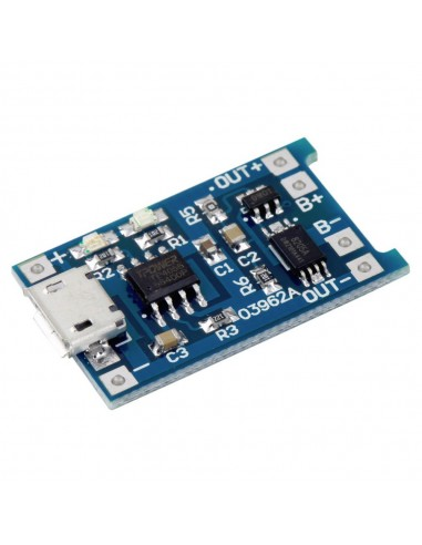 TP4056 Lithium Battery Charging Board 1A
