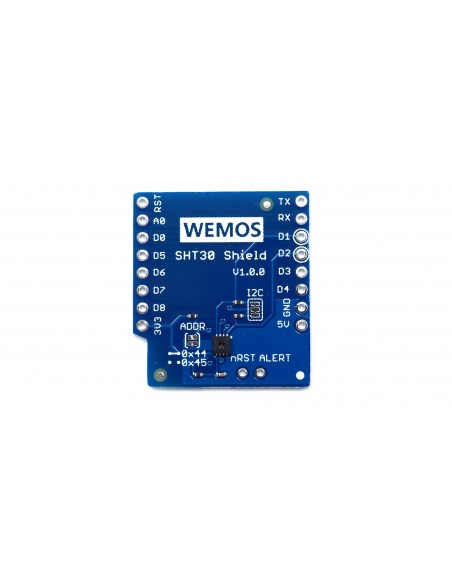 SHT30 Shield for WeMos D1 mini (pro)
