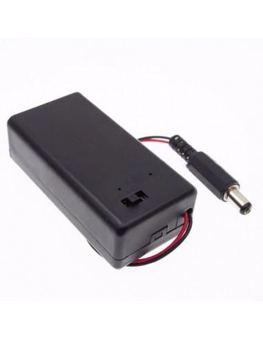 1 x 9V Batteries Holder (DC2.1) ON/OFF