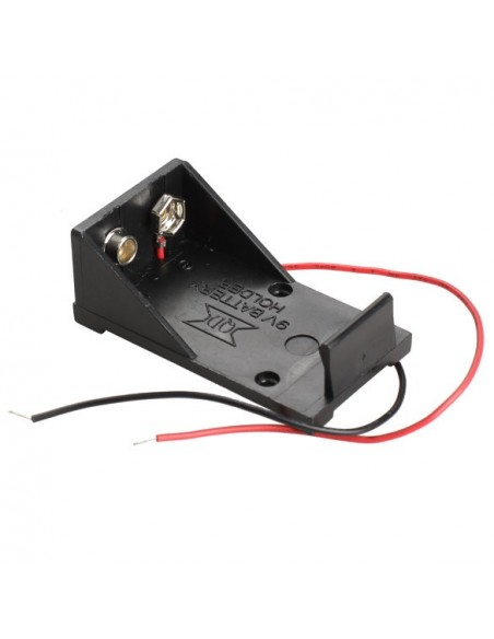 9V Cell Box, without Cover