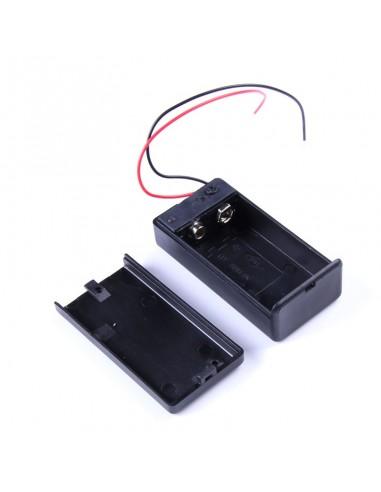 1 x 9V Batteries Holder ON/OFF