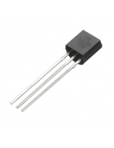 2N2222 transistor (NPN)