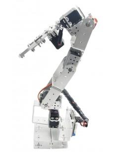 6DOF Aluminium Mechanical Robotic Arm