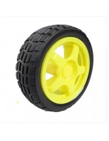 Plastic Tire Wheel