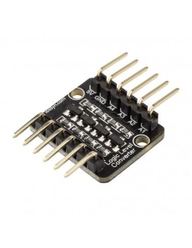 Logic Level Converter - High speed Bi-Directional 3.3V-5V, 4 Chanels
