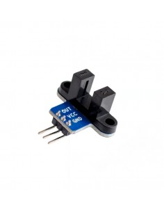 IR Infrared Slotted Optical Speed Measuring Sensor