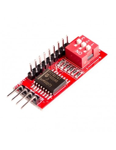 PCF8574T I/O for I2C Port Interface Support Cascading Extended Module