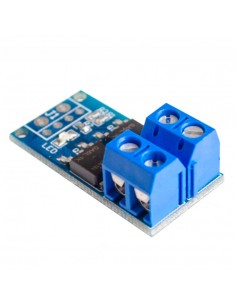MOSFET Trigger Switch Drive Module PWM Regulator 15A 400W