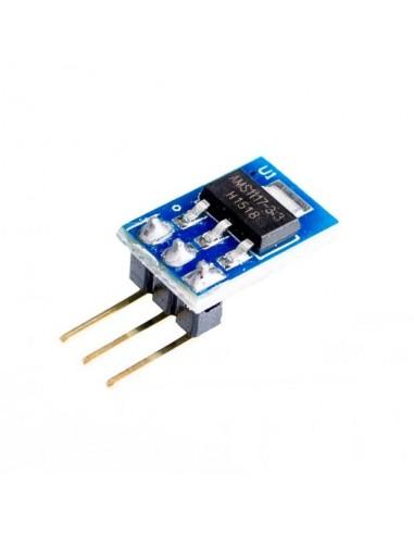 DC 5V to 3.3V Step-Down Power Supply Module AMS1117-3.3 LDO 800MA