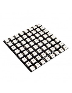 WS2812 LED 5050 RGB 8x8 64 LED Matrix