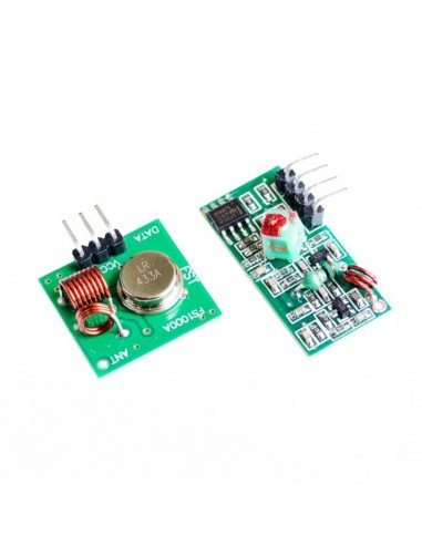 RF wireless receiver module & transmitter module  315/433MHZ DC5V