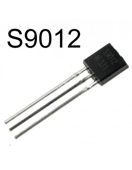 S9012 transistor (PNP)
