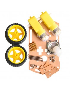 2WD Smart Robot Car Chassis Kits