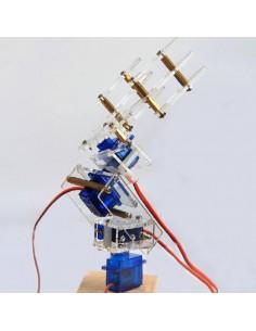 4 DOF Robot Arm with Servo Kit