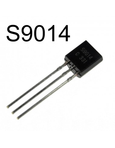 S9014 transistor (NPN)