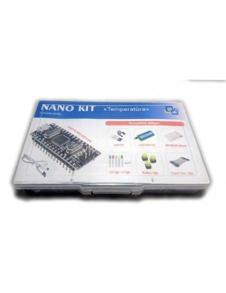 Nano KIT - Temperatūra