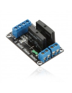 2 Channel Solid State Relay 5V