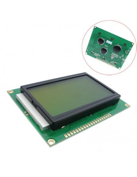 128*64 DOTS LCD module 5V ST7920