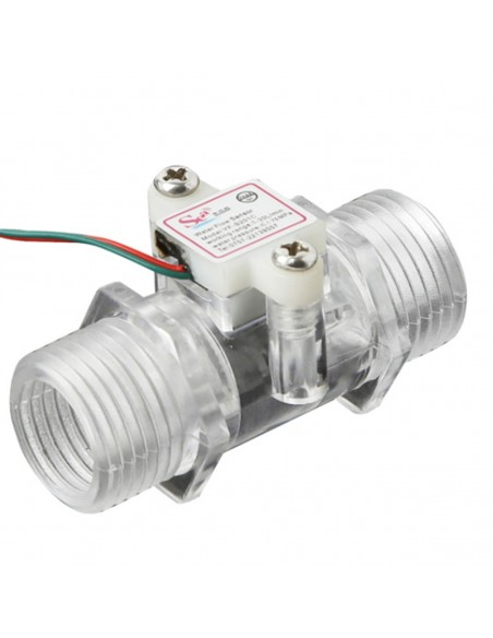 "Water flow sensor 1 ~ 30L / min G1/2"""