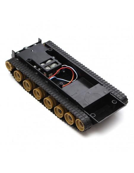 DIY Tank Chassis