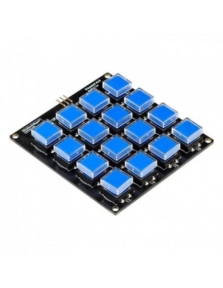 Button Keypad 4x4 module (Assembled)