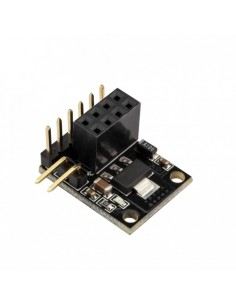 Socket adapter for NRF24L01, with regulator 3.3V