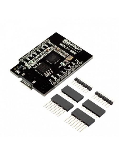 WEMOS WIFI D1 MINI ESP8266 dev. board, USB CH340G (32Mb flash)